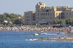 RHODES TOWN-Elli Beach and Rhodes Casino